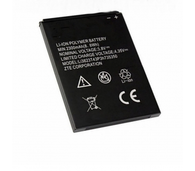 Battery For Zte Blade Q Maxi , Part Number: Li3823T43P3h735350  - 2