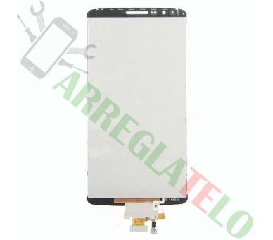 Display For LG G3, Color White ARREGLATELO - 3