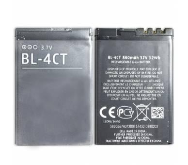 Originele interne batterij BL4CT BL-4CT Nokia 7230 6700 5310 X3  - 2