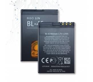 Bateria Original Interna BL4S BL-4S para Nokia X3-02 2680 3600 6208  - 1