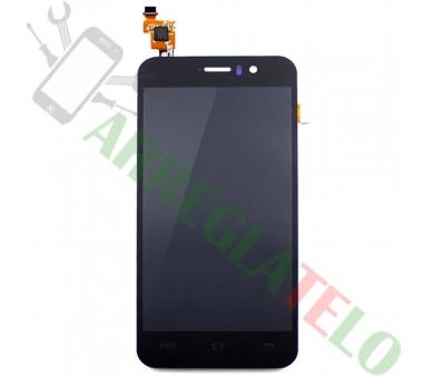 Pełny ekran dla Jiayu G5 Black Black ARREGLATELO - 2