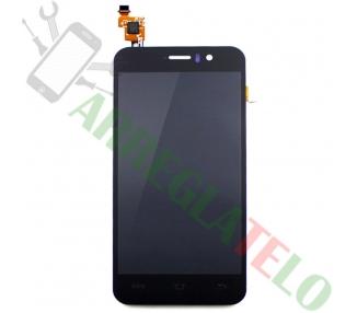 Pantalla Tactil LG G2 Negro D802 D805 Digitalizador tctil blanco blanca ARREGLATELO - 2