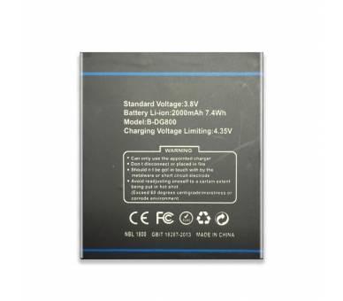Originele batterij voor DOOGEE Valencia DG800  - 4