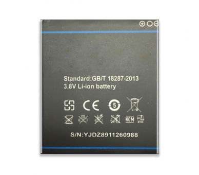 Battery For Doogee Valencia , Part Number: B-DG800  - 5