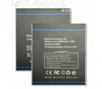 Bateria Original para DOOGEE Valencia DG800  - 1