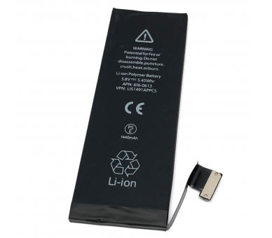 Battery for iPhone 5, 3.82V 1440mAh - Original Capacity - Zero Cycle  - 5