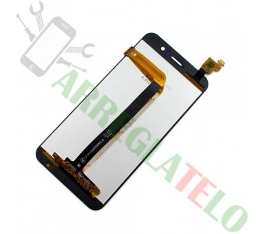 Pełny ekran dla Jiayu G5 Black Black ARREGLATELO - 3