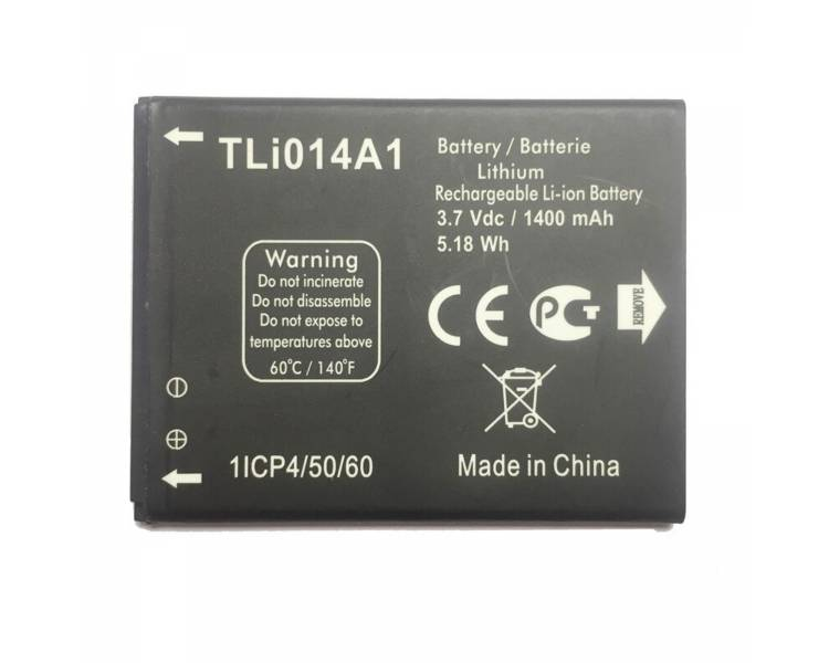 Bateria TLI014A1 Oryginalny Alcatel One Touch Pixi Vodafone 875 Smart Mini