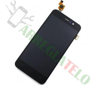 Pantalla Tactil LG G2 Negro D802 D805 Digitalizador tctil blanco blanca ARREGLATELO - 6