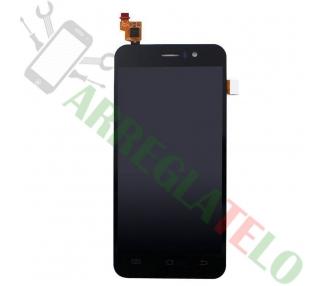 Pantalla Tactil LG G2 Negro D800 Digitalizador tctil negro negra ARREGLATELO - 2