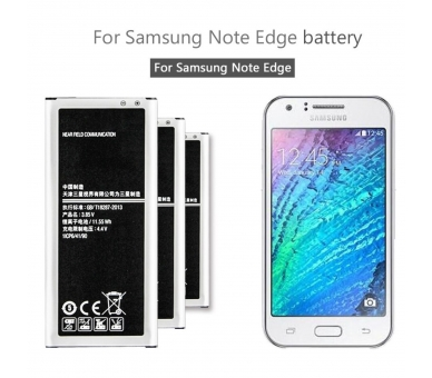 Battery For Samsung Galaxy Note Edge , Part Number: EB-BN915BBC  - 8