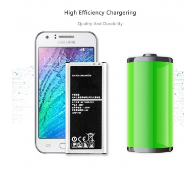 Battery For Samsung Galaxy Note Edge , Part Number: EB-BN915BBC  - 7