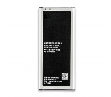 EB-BN915BBC Batterij voor Samsung Galaxy Note 4 Edge - originele capaciteit  - 4