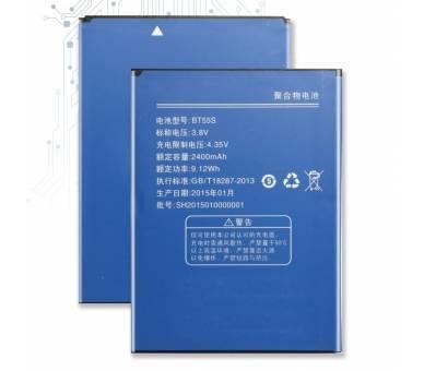 Originele batterij voor ZOPO ZP998 ZP999 ZP9520 X3 BT55S BT-55S BT 55S  - 1