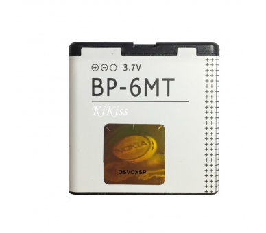 Bateria NOKIA BP-6MT N81 N81 8GB N82 6720 CLASSIC E51 5610 5700 6110 6500 6720  - 1