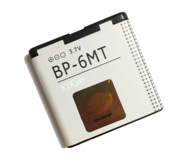 Batterij NOKIA BP-6MT N81 N81 8GB N82 6720 CLASSIC E51 5610 5700 6110 6500 6720  - 4