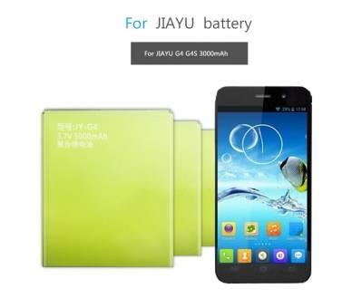 Bateria Pila Interna Original JY-G4 para JIAYU G4 G4S G4T G4C G5 G5S 3000 mah  - 1