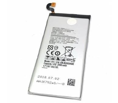 Compatibele batterij voor Samsung Galaxy S6 G920 EB-BG920ABE - originele capaciteit  - 3