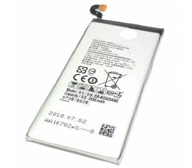 Compatibele batterij voor Samsung Galaxy S6 G920 EB-BG920ABE - originele capaciteit  - 7