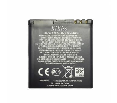 Batterij Nokia BL-5K BL5K BL 5K N85 N86 C7 X7 701  - 1