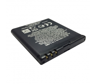 Battery For Nokia X7 , Part Number: BL-5K  - 4
