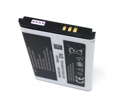 Battery For Samsung Corby , Part Number: AB463651BU  - 6