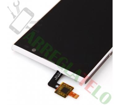 Pełny ekran dla iNew V3 HD Woxter Zielo S11 White White ARREGLATELO - 5