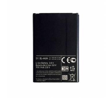 Originele batterij voor LG OPTIMUS L7 L5 2 P700 P705 E460 BL-44JH BL44JH BL 44JH  - 2