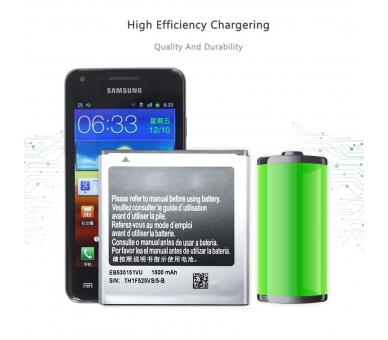 Compatibele batterij voor SAMSUNG EB535151VU GALAXY S ADVANCE i9070  - 4