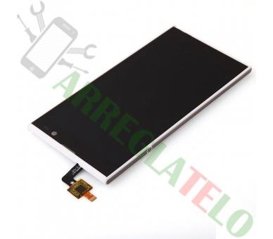 Pełny ekran dla iNew V3 HD Woxter Zielo S11 White White ARREGLATELO - 6