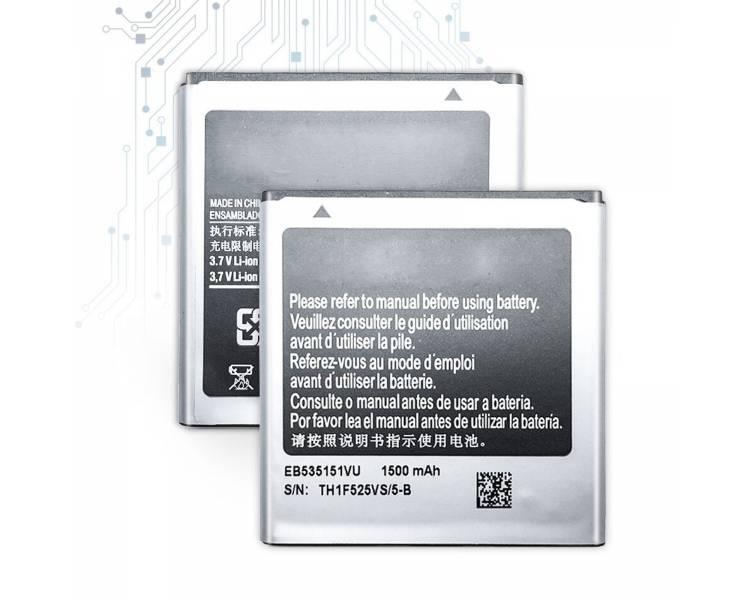 Compatibele batterij voor SAMSUNG EB535151VU GALAXY S ADVANCE i9070  - 1