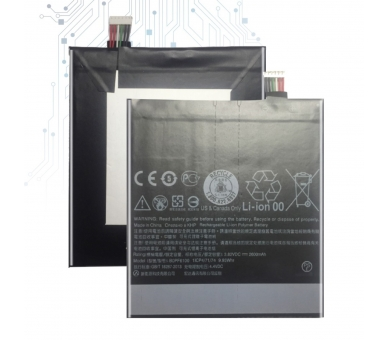 Battery For HTC Desire 820 , Part Number: BOPF6100  - 5