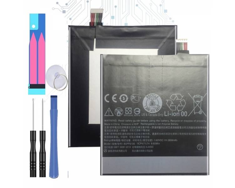 Battery For HTC Desire 820 , Part Number: BOPF6100