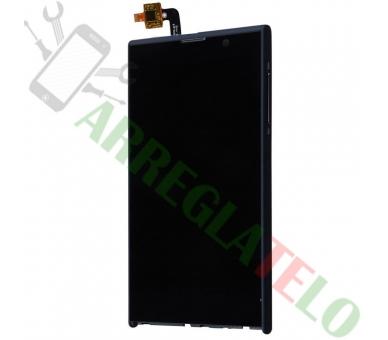Oryginalny pełny ekran dla iNew V3 HD WOXTER ZIELO S11 Black Black Woxter - 1