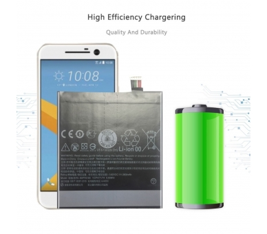 Battery For HTC Desire 820 , Part Number: BOPF6100  - 8