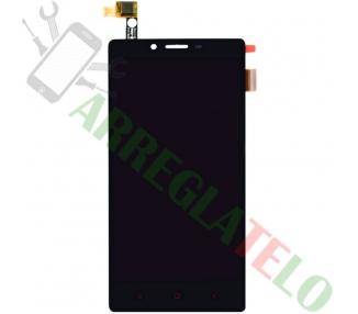 Pantalla Tactil Digitalizador Para LG Optimus L5 2 II ll E460 NEGRA NEGRO ARREGLATELO - 2