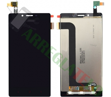 Display For Xiaomi Redmi Note 1 | Color Black |   ULTRA+ - 4