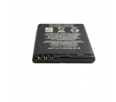Battery For Nokia 6220 , Part Number: BP-5M  - 4