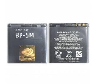Bateria BP-5M BP5M BP 5M para NOKIA 5610 XpressMusic 5700 6110 Navigator 6220  - 1