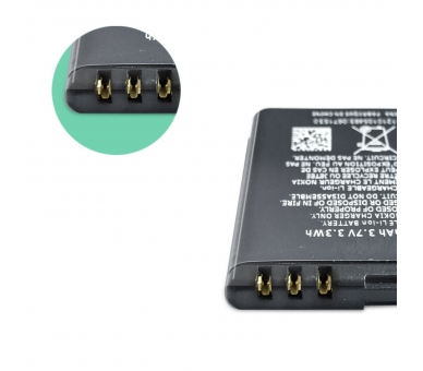 Battery For Nokia 6220 , Part Number: BP-5M  - 6