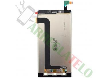 Pantalla Tactil Digitalizador Para LG Optimus L5 2 II ll E460 NEGRA NEGRO ARREGLATELO - 3