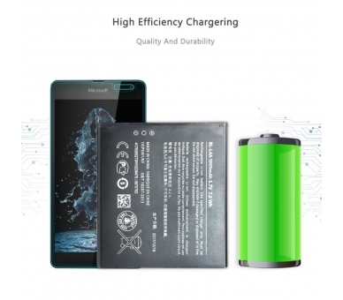 Battery For Nokia Lumia 535 , Part Number: BL-L4A  - 4