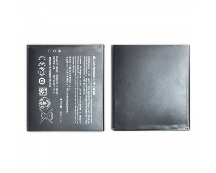 Battery For Nokia Lumia 535 , Part Number: BL-L4A  - 1