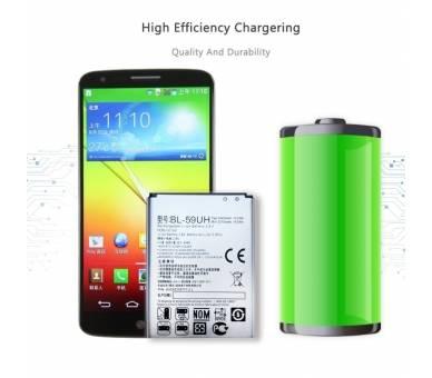 Originele batterij voor LG Optimus G2 Mini D620 BL-59UH 2370mAh 3.8V  - 4
