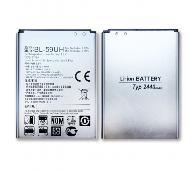 Battery For LG G2 Mini , Part Number: EAC62258801  - 5
