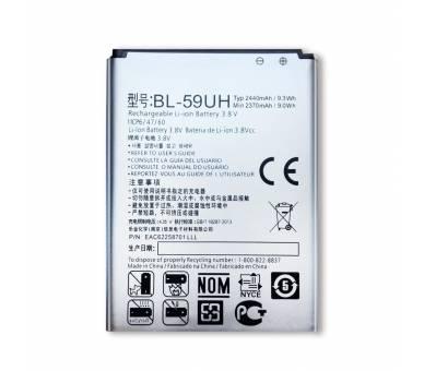 Originele batterij voor LG Optimus G2 Mini D620 BL-59UH 2370mAh 3.8V  - 2