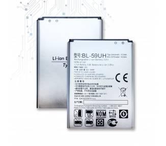 Bateria Original para LG Optimus G2 Mini D620 BL-59UH 2370mAh 3.8V  - 1