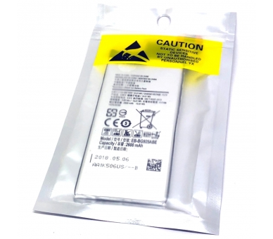 Battery For Samsung Galaxy S6 Edge , Part Number: EB-BG925ABA  - 2