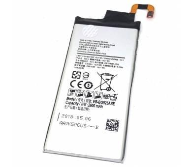 Batterij voor Samsung Galaxy S6 Edge G925 EB-BG925ABE - Originele capaciteit  - 3