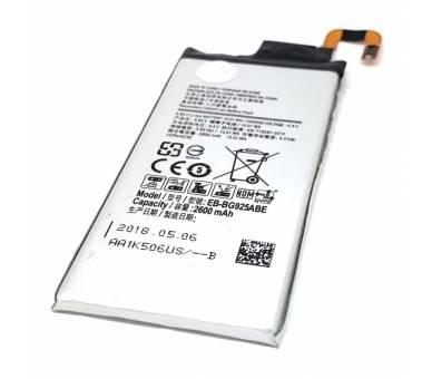 Batterij voor Samsung Galaxy S6 Edge G925 EB-BG925ABE - Originele capaciteit  - 5